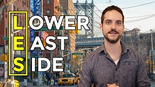 LOWER EAST SIDE, Manhattan- 10 BEST Things To Do (NYC Travel Guide) !🗽