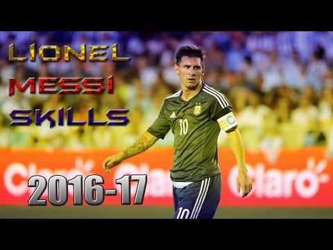 Lionel Messi ● Skills/Goals/Free Kicks ● 2016-17HDp60