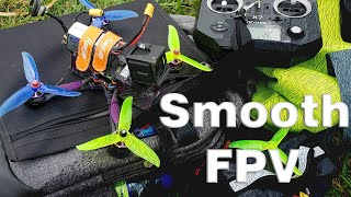 Smooth FPV Freestyle
