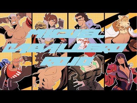 Tekken 7 Arcade Mode - Miguel Caballero Rojo - L A zy - Video