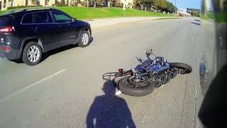 Motorcycle Crashes & Mishaps 2017