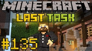 Minecraft LastTask #135 - Евгеха на вагонетке