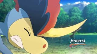 [Pokémon Movie 15] Kyurem vs. the Sword of Justice Clip