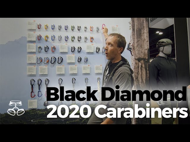Видео Карабин Black Diamond MiniWire