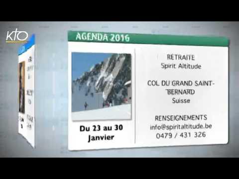 Agenda du 8 janvier 2016