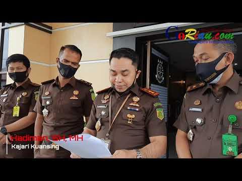 VIDEO: Mantan Kadis CKTR Kuansing Ditetapkan sebagai Tersangka Korupsi Hotel Kuansing