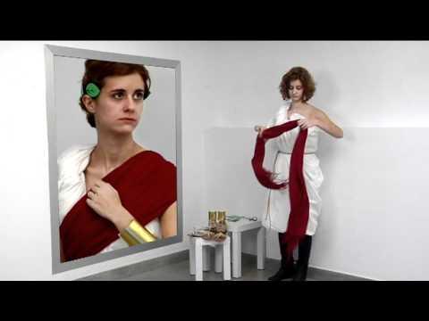 Cómo hacer un disfraz de César