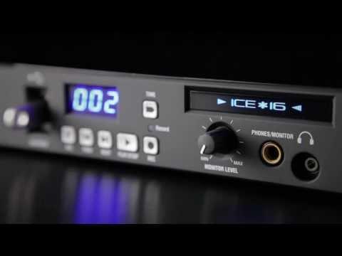 Driver for Allen & Heath ICE-16 Multitrack Recorder USB