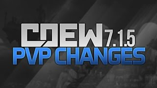 7.1.5 PVP Changes and Class Changes - Patch Notes with Cdew