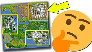 Какой самый КРУТОЙ город в GTA: San Andreas?