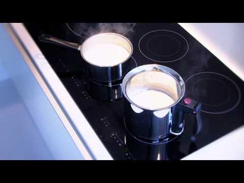 Bain Marie Milk Test