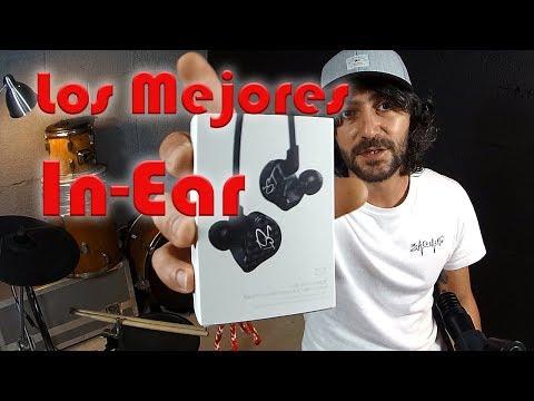 Los Mejores Auriculares In-Ear De Bajo Coste - KZ-ZST