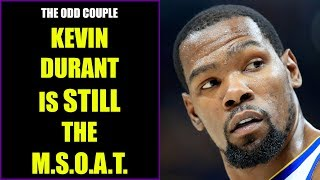 Chris Broussard & Rob Parker: Kevin Durant Is Still the Most Sensitive of All-Time