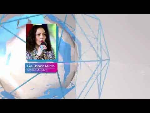 Compañera Rosario Murillo   28 de Mayo 2020