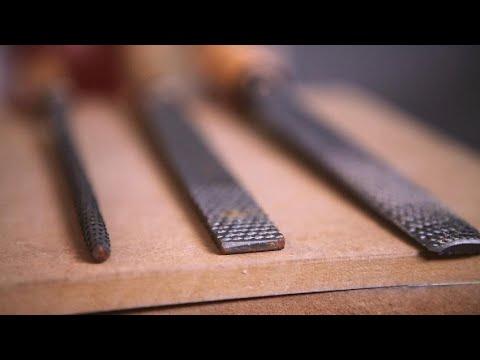 Escofinas para perfilar madera - Bricomanía