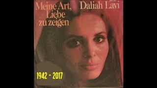 Ralf Niehaus - Meine Art Liebe Zu Zeigen (Daliah Lavi Tribute)