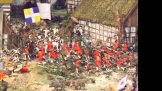 preview picture of video 'Das Diorama der Schlacht von Vellinghausen'