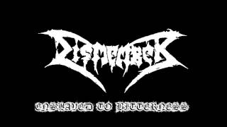 Dismember-Enslaved To Bitterness(Lyrics In Description)