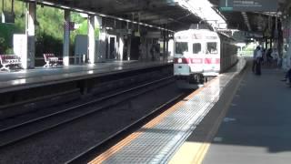 【爆音・最高速通過】東急8500系 南町田駅を疾走⑥