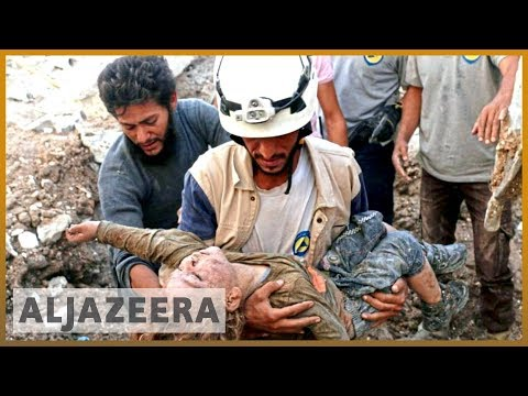 🇮🇱 🇸🇾 Israel evacuates 800 White Helmets from Syria to Jordan | Al Jazeera English