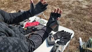 Рукавицы для зимней рыбалки норфин