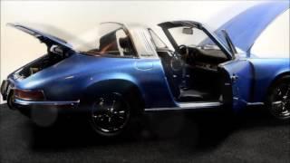Schuco Porsche 1973 911 S 2.4 Targa