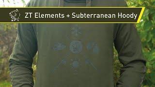 ZT Elements and Subterranean Hoodies