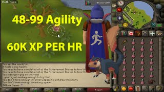 PATCHED OSRS New Fast Agility Method Guide