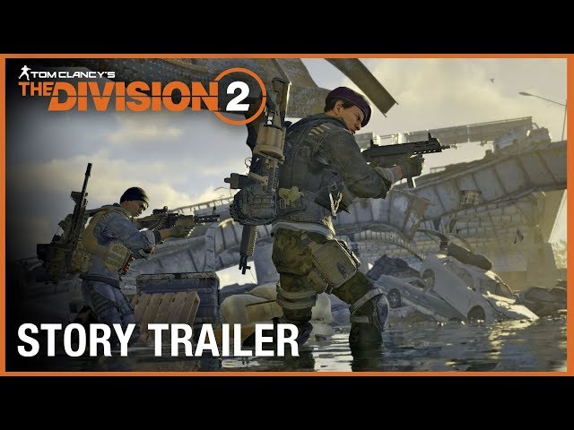 The Division 2 Private Beta Date Revealed, New Trailer Out