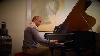 """Video thumbnail of """"Enrique Bunbury - La constante - Piano cover"""""""