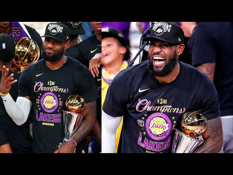Is LeBron James the GOAT After The 2020 Finals?