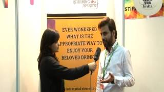 preview picture of video 'All About Daru: Website Launch @ Food & Grocery Forum India, Goregaon East, Mumbai'