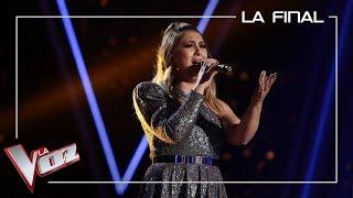 María Espinosa Canta 'Amiga Mía'| La Final | La Voz Antena 3 2019