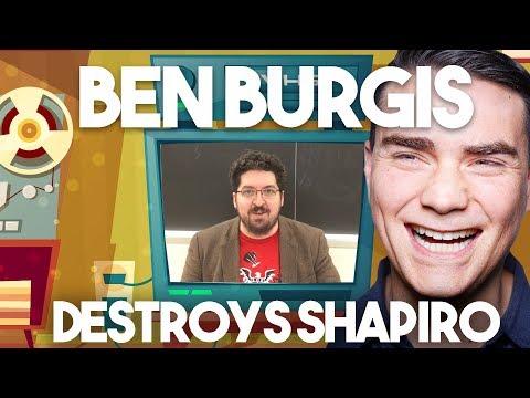 Ben Shapiro Gets Cuckstroyed By Ben Burgis | Ask a Socialist | The Serfs