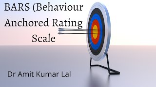 BARS   Behaviorally Anchored Rating Scales   Performance Appraisal   HRM