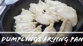 Resep Gyoza . Dumplings Isi Kobis .  Kulit Dari Terigu Gampang Dan Simpel.