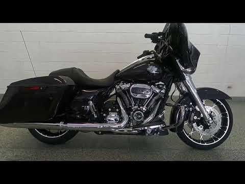 2021 Harley-Davidson Street Glide Special RDRS