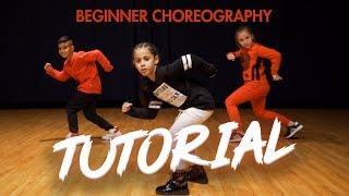 Dopebwoy   Cartier Ft. Chivv & 3robi (Dance Tutorial) Easy Kids Choreography   MihranTV