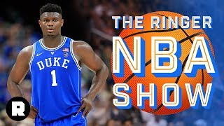 Zion Has Broken Our Mold of What a Pro Prospect Can Be | Corner 3 | The Ringer NBA Show (Ep. 335)