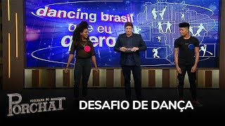 Participante Surpreende Jurados Ao Dançar Kuduro