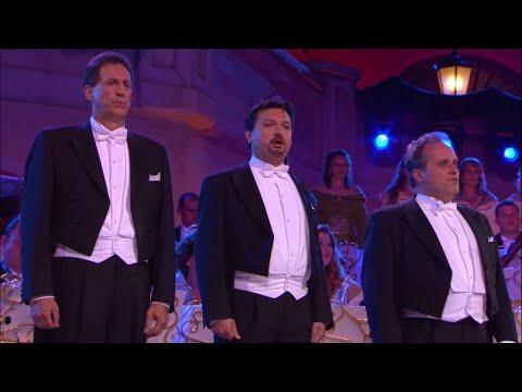 אנדרה ריו ותזמורתו בביצוע נפלא לחלום הבלתי אפשרי