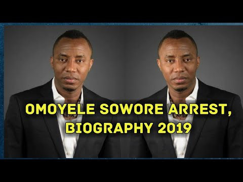 Download OMOYELE SOWORE ARREST, BIOGRAPHY, POLITICAL JOURNEY HD Mp4 3GP Video and MP3