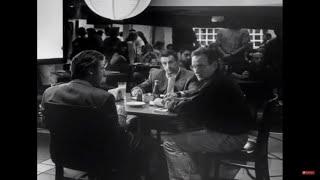 Heat : Coffee Shop Talk Scene
