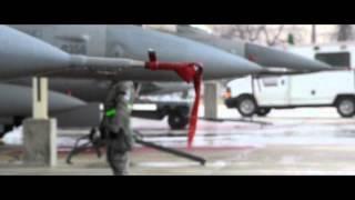 121st Fighter Wing Flight line