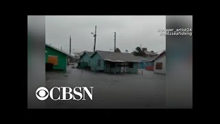 Roof blew off our Bahamas Resort Hotel: Tourist reporting from inside the eye of Hurricane Dorian