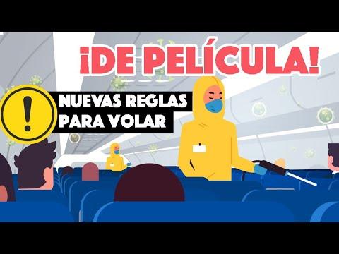 Así Serán Las Reglas Para Viajar Después De La Pandemia Del Covid-19