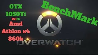 1050ti overwatch - TH-Clip