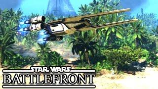 Super Data Disk Escape - Star Wars Battlefront Rogue One DLC