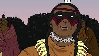 Killah Priest - Grandmothers Land (Music Video)