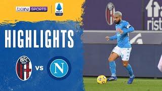 Bologna 0-1 Napoli Pekan 7